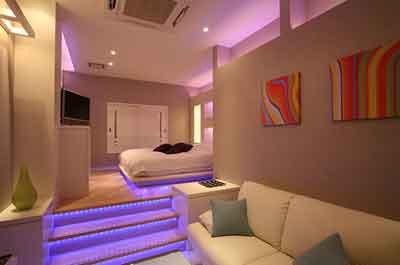 デザインホテル ヴォーグの画像
