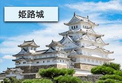 兵庫の援交のスポット、姫路城の画像