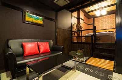 くつろぎ空間 ホテル マリオネットの画像