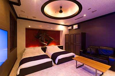 ホテル プティバリ 東新宿店の画像