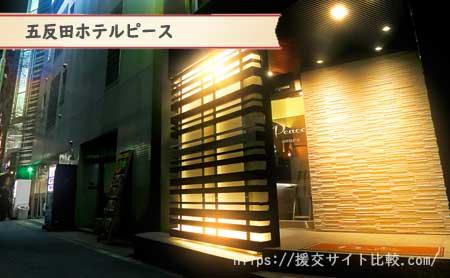 五反田ホテルピースの画像