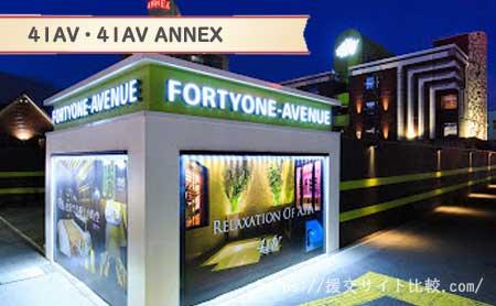 41AV・41AV ANNEXの画像